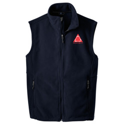 F219 - S102E003 - EMB - Fleece Vest