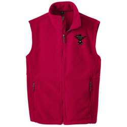F219 - S102E001 - EMB - Fleece Vest