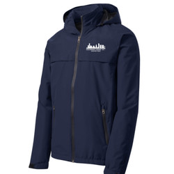 J333 - S102E002 - EMB - Waterproof Jacket
